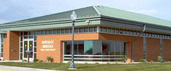 Northeast Power building